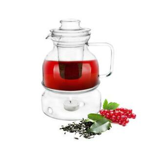 Teekanne-mit-Stoevchen-und-Teesieb-1-5-LITER-Teezubereiter-Glaskanne-Tee-Kanne