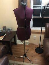 Female Dress Form Torso Adjustable Size Smallmedium