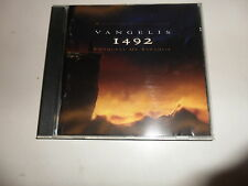 Cd   Vangelis  ‎– 1492  Conquest Of Paradise (Music From The Original Soundtrack