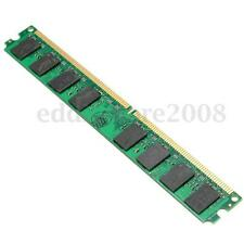 2GB PC6400 DDR2-800MHz PC2-6400 240PIN Desktop Memory RAM For AMD Motherboard