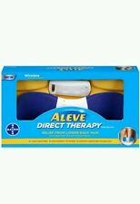 ALEVE Direct Therapy Wireless TENS Device Lower Back Pain Relief Kit Remote
