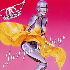 AEROSMITH - JUST PUSH PLAY - CD SIGILLATO 2001
