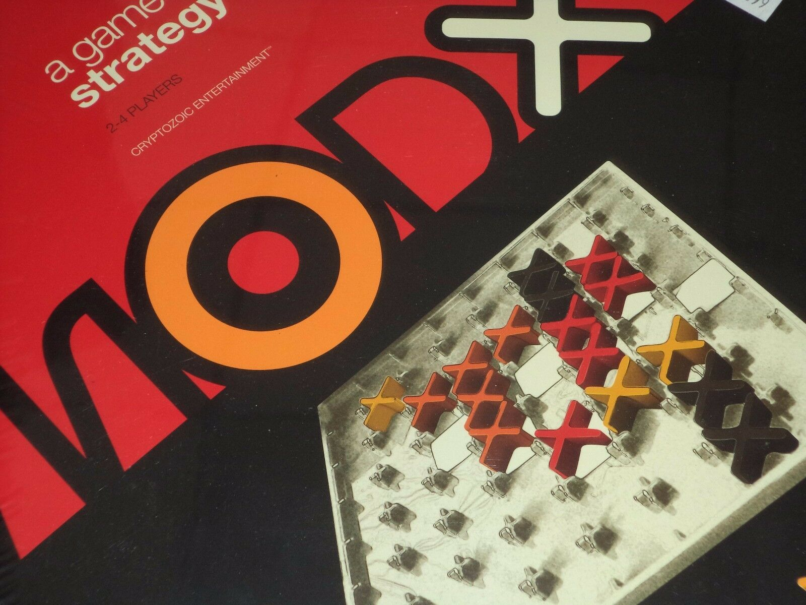 Mod X - Cryptozoic Games Board Game New  Modx