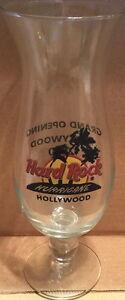Hard-Rock-Cafe-HOLLYWOOD-Grand-Opening-2010-Hurricane-Glass-Red-Circle-Logo-Palm