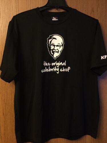 Kentucky Fried Chicken - Colonel Sanders    Black