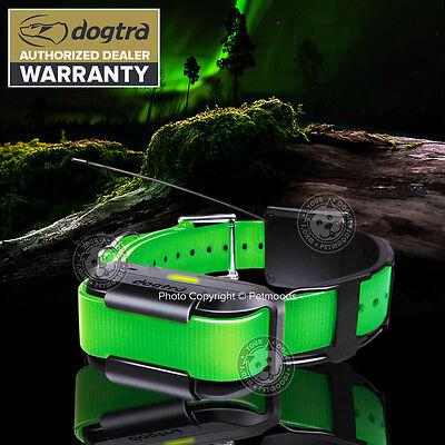 Dogtra Pathfinder Additional GPS Dog Collar Green Tracking Training & Hunting