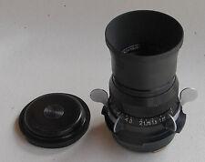 Soviet LOMO OKC1-75-1 2/75mm lens for ARRI Red One Arriflex PL movie camera EXC!