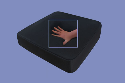 Visco Seat Cushion Pad Support for Wheelchair Office Chair Gel