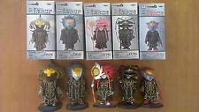 WCF Kamen Rider Fourze Zodiarts Set (Leo, Virgo, Cancer, Libra, Scorpion)