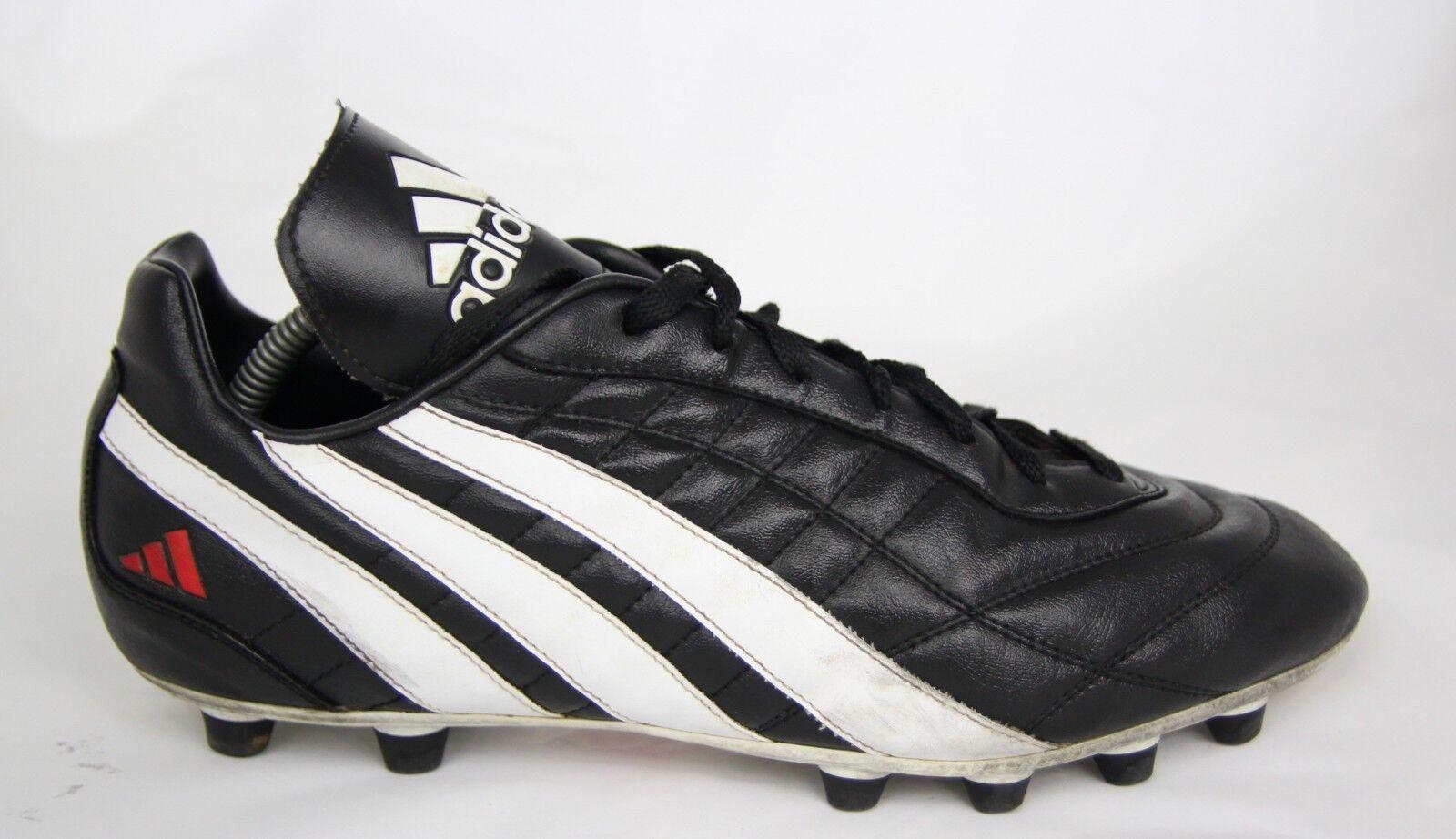 ADIDAS _ 1999 _ World Cup Footbtutti Vintage Misura 10 Sautope da calcio 28,5 cm