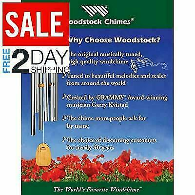 """Big Extra LARGE 47/"""" Deep Tone resonant bass sound CHURCH BELL Wind chime"""