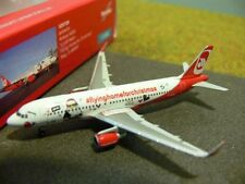 1/500 Herpa 529709 airberlin Airbus A320 Lindt Hello Flying Home for Christmas