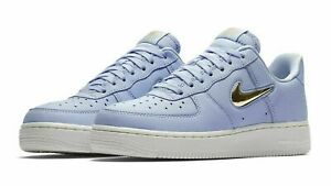Details about Womens Nike Air Force 1 07 Prm LX AO3814 400 Royal Tint NEW Size 5