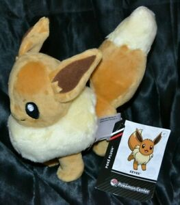 "7/"" Sneasel Sitting Cuties Poke Plush # 215 Official Pokemon Center Dolls Toys"