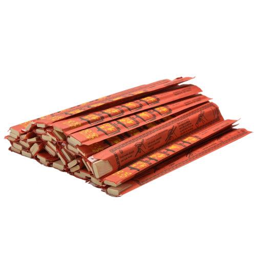 "Individually wrapped . Disposable Chinese Bamboo Chopsticks 9/"" Long Kari-Out"
