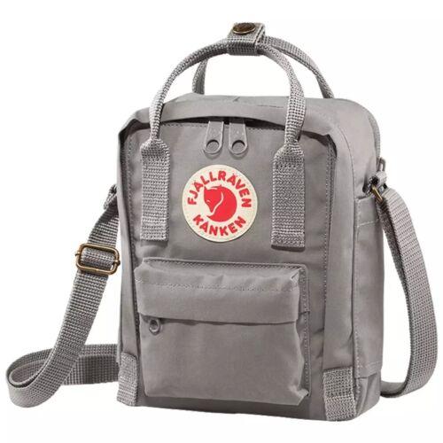 Fjallraven Unisex Classic Kanken Backpack Shoulder Bag Crossbody Bag 2.5L