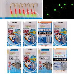 Fishing-String-Barbed-Hook-Luminous-Beads-Metal-Bait-Cage-Accessories-Tackle