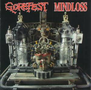 GOREFEST-MINDLOSS-1991-Dutch-Death-Metal-CD-Jewel-Case-FREE-GIFT