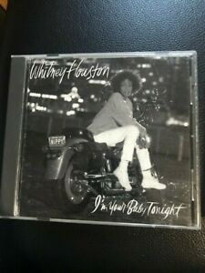 Whitney Houston / Im your Baby Tonight - Album 1990 CD ...