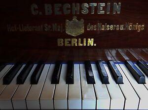 C. Bechstein Konzertflügel 236cm ! Wertanlage ! Sammlerstück !