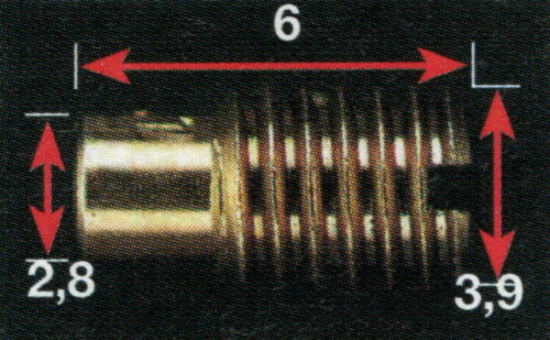 Düse Luft Mko von 30 Zum 155 Ref: Mkoxxx Mikuni