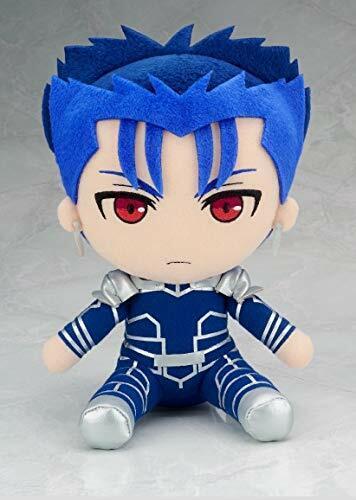 GIFT Fate Grand Order Plush Doll Stuffed toy Lancer Cu Chulainn FGO w// Tracking