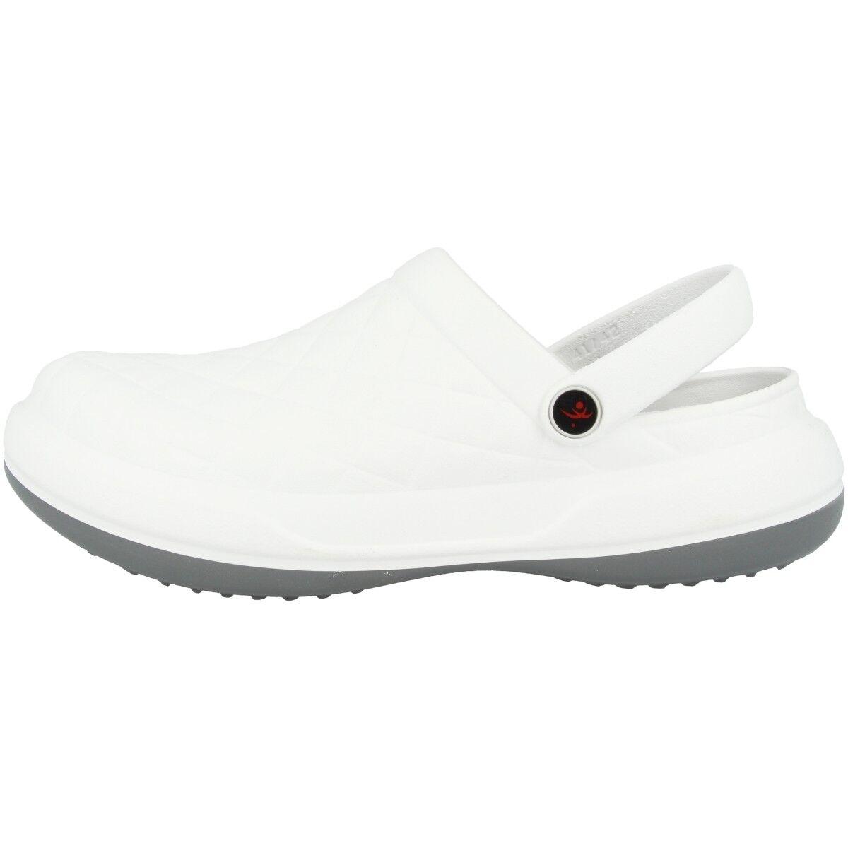 Chung Shi Dux Future Clog Sandalen Clogs Schuhe Badeschuhe weiß 8903020