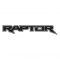 FORD RAPTOR SET Truck Side Bed Lettering Decals Vinyl Graphic Sticker 2010-2014