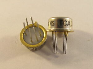 2 Stück TCA322 Siemens Operationsvers<wbr/>tärker im TO-Gehäuse - AE15/8521
