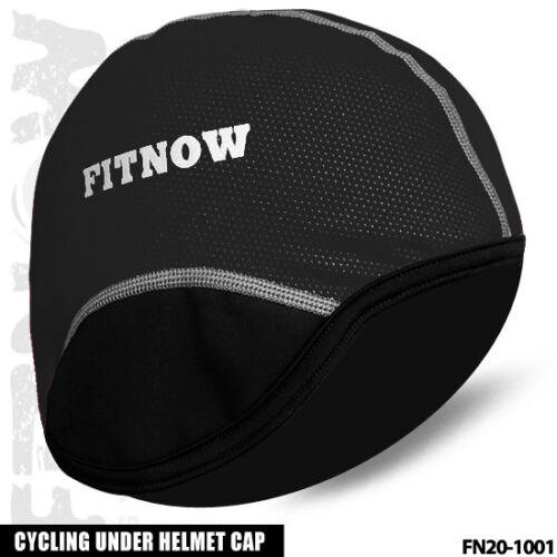 Cyclisme crâne sous casque casquette Cycle moto thermique casquettes taille L noir S M
