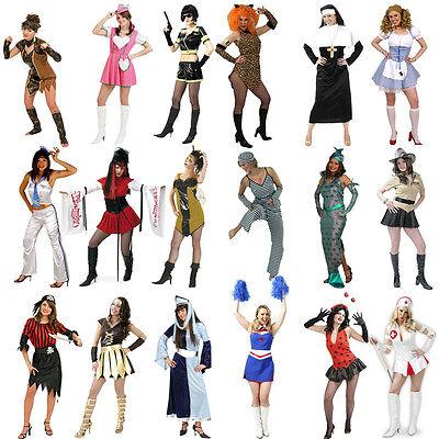 Damen Kostüm Fries Karneval Fasching Verkleidung Karnevalskostüm Gr. 34 - 46 neu