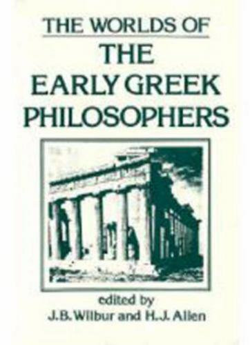 The Worlds of the Early Greek Philosophers, , , Good, 1979-12-01,