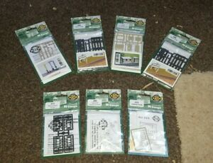 N Gauge Ratio Kits for model railway