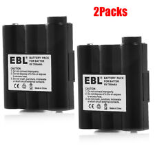 2x 700mAh 2-Way Radio Battery For Midland AVP-7 BATT5R BATT-5R GXT1000 GXT895VP4