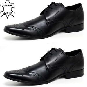 Mens Formal Office Work Smart Shoes Patent Party Smart Dress Wedding Shoes Size