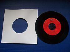 """Freddy Fender - Little Mama b/w Since I Met You Baby 1975 7"""" 45 Label:GRT - Mint"""