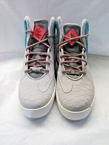 34e9a86b1faf Nike 616766-002 Men s Lebron XI NSW Lifestyle Wolf Grey Sneakers ...