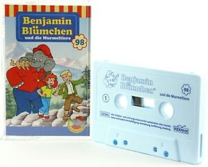 Benjamin-98-und-die-Murmeltiere-Kiddinx-Hoerspiel-MC-hellblau