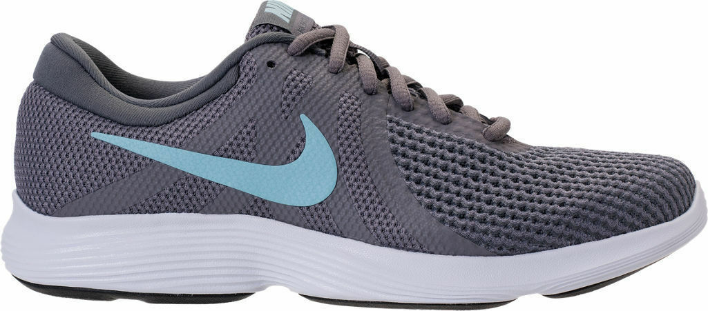 Nike Revolution 4 Women's Running shoes Gunsmoke Ocean Bliss/Dark Grey 7.5
