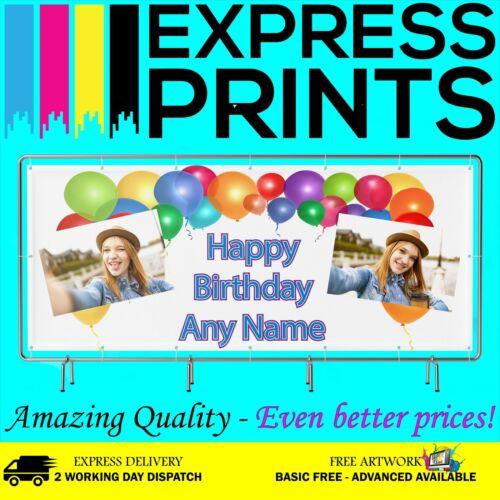 Waterproof Outdoor Free Design Custom PVC Birthday Banner Indoor