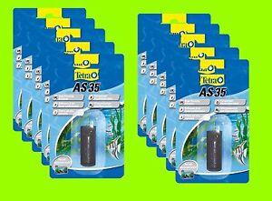 10 unid. Tetra AS 35 Piedra difusora Ausströmerstein con Conexión de manguera f