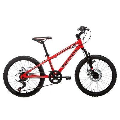 """Bicicleta Infantil de Montaña MTB 20"""" Aluminio Shimano 21v"""