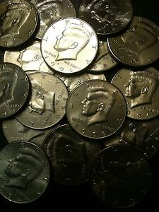 1971-2018 PD Kennedy Half Dollar 100 Coin Lot 2x Silver 90/% 40/% U.S Mint Bag