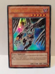 Signore-Oscuro-Edeh-Arae-Darklord-LC02-IT006-Italien-Yu-Gi-Oh-Carte