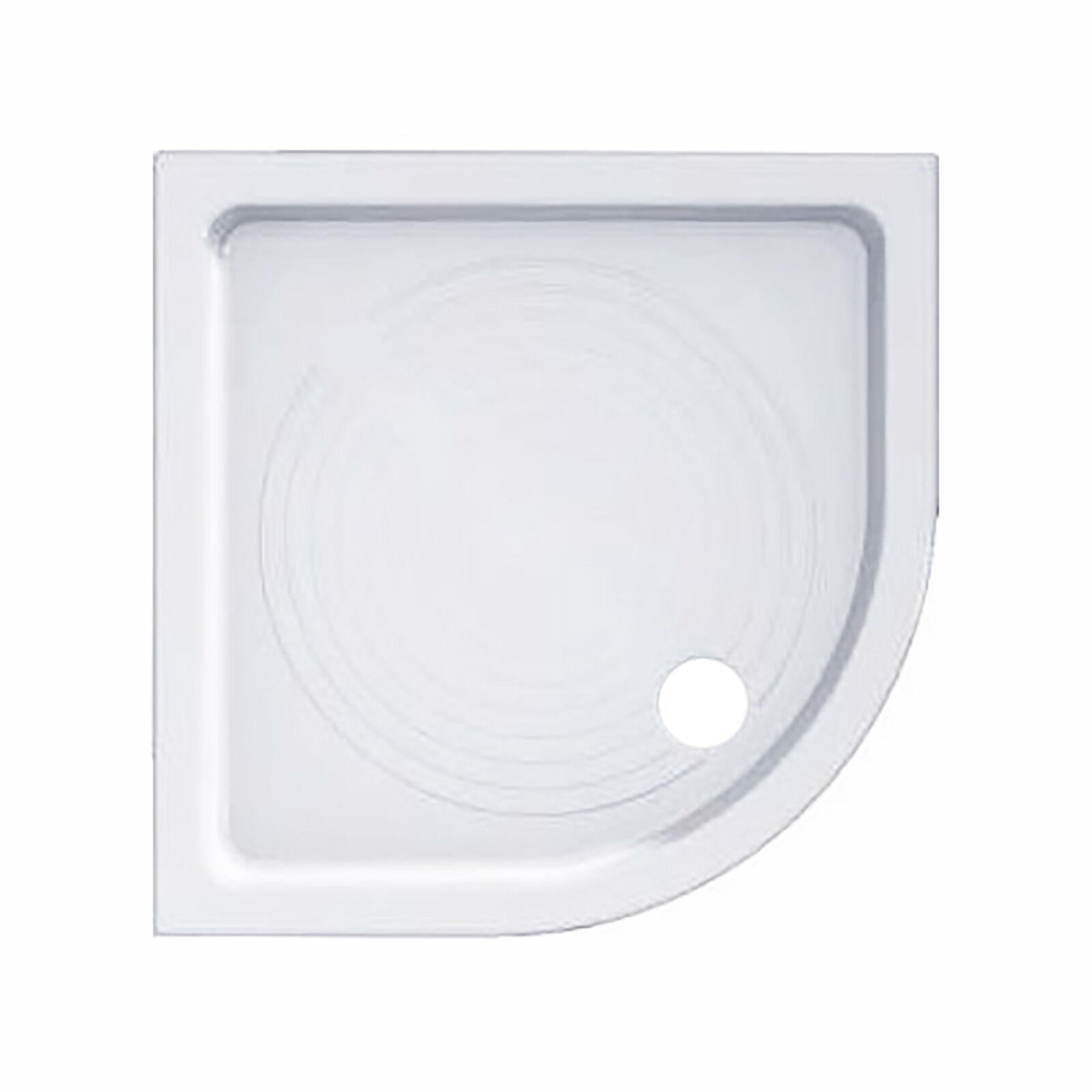 Piatto doccia ceramica angolare 90 x 90 serie Azzurra Galileo antiscivolo angolo