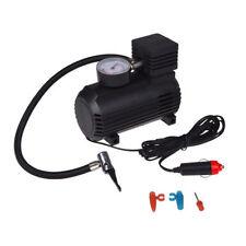 Car Tyre Tire Inflator Electric Mini 12V Air Compressor Pump For Auto Football @