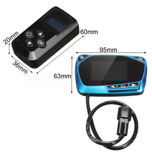 12V-24V-Air-Diesel-Heater-Parking-Remote-Controller-LCD-Monitor-Switch