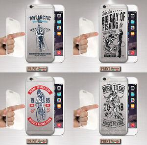 Cover per,Iphone,SPORT,silicone,morbido,TRASPARENTE,ALPINISMO ...