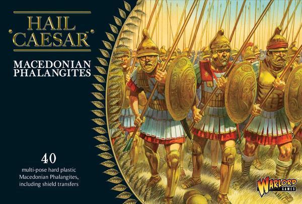 Caritatevole Macedone Phalangites Plastica Set - Ave Caesar - Warlord Games - 1st Classe Un Arricchimento E Nutriente Per Il Fegato E Il Rene