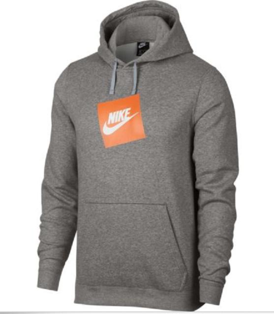 M NSW HBR Hoodie PO FLC Nike Men's Fleece Pullover Hoodie